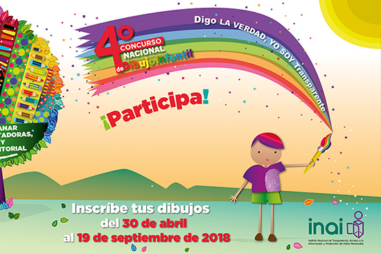 Cuarto Concurso Nacional de Cuento Infantil : INAI