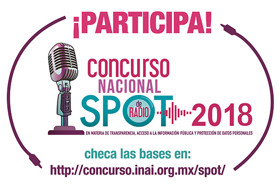 Concurso Nacional de Spot de Radio 2018