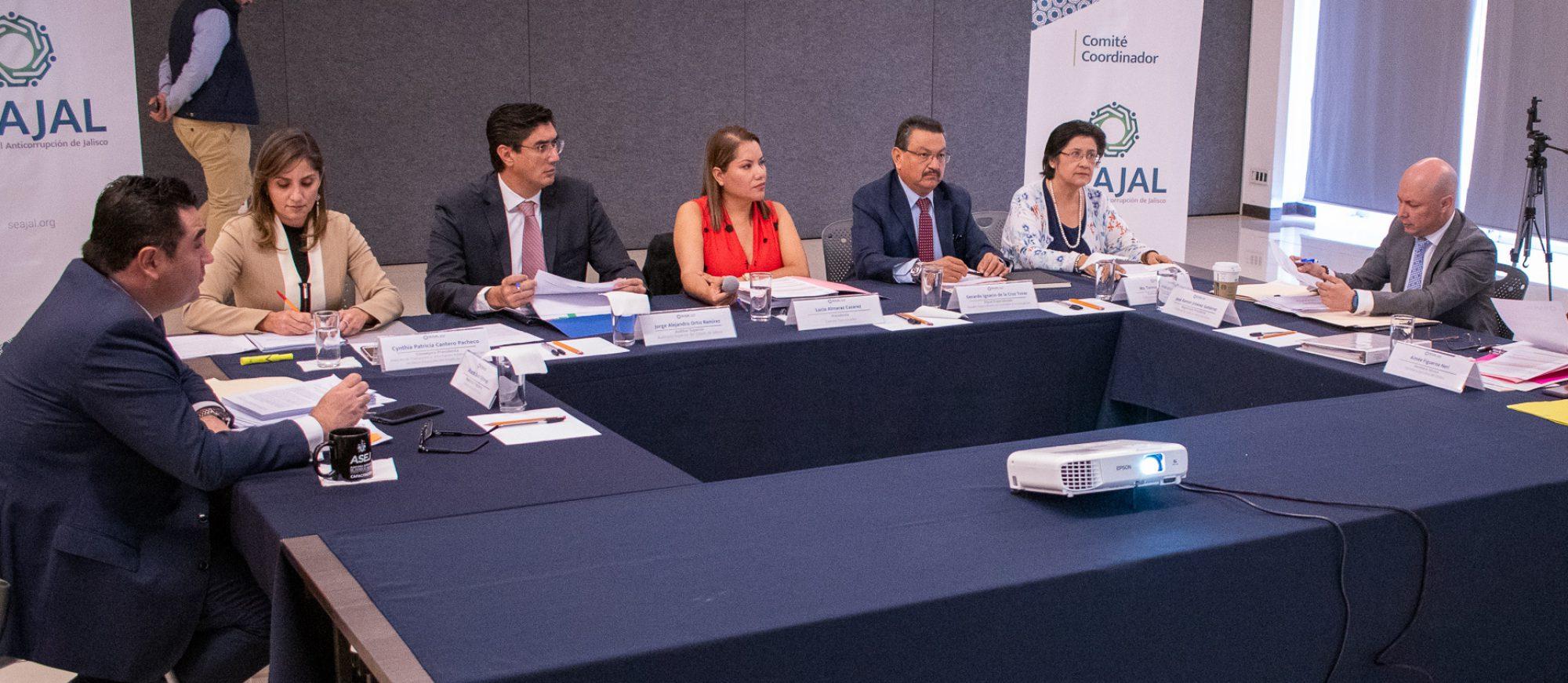 Sistema Estatal Anticorrupción de Jalisco