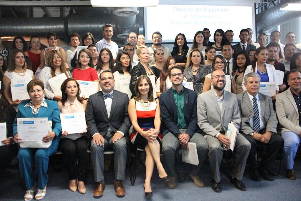 Finaliza Diplomado del ITEI en Ocotlán con 91 graduados