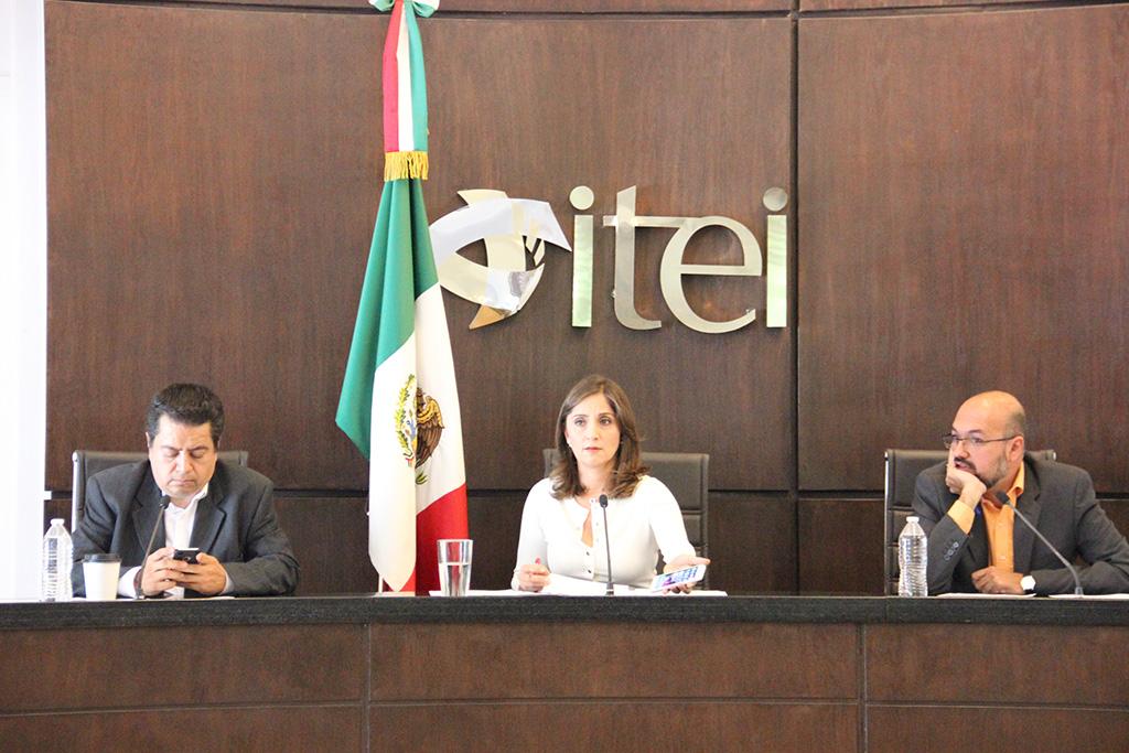 Encabezan municipios sanciones, impone ITEI 6 multas y 2 amonestaciones
