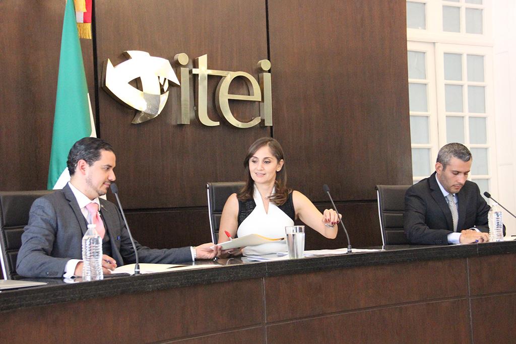 Avanza Pleno del ITEI en resolución de quejas acumuladas
