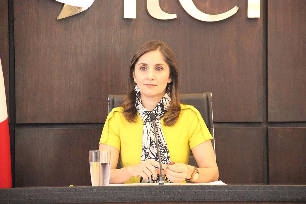 Senado nombra a Cynthia Cantero para integrar Comisión Seleccionadora