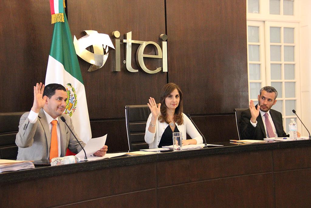 Pide ITEI a Fiscalía entregar información de escoltas e  intervenciones de llamadas telefónicas