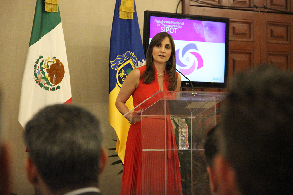 Jalisco, primer lugar en carga de información en  Plataforma Nacional de Transparencia (PNT)
