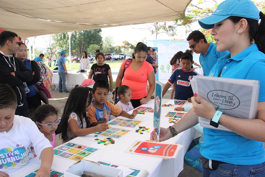 ITEI y Zapopan promueven Transparencia en Parque Metropolitano