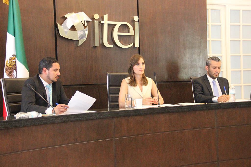 Llama ITEI a funcionarios a no esperar sanción para entregar información