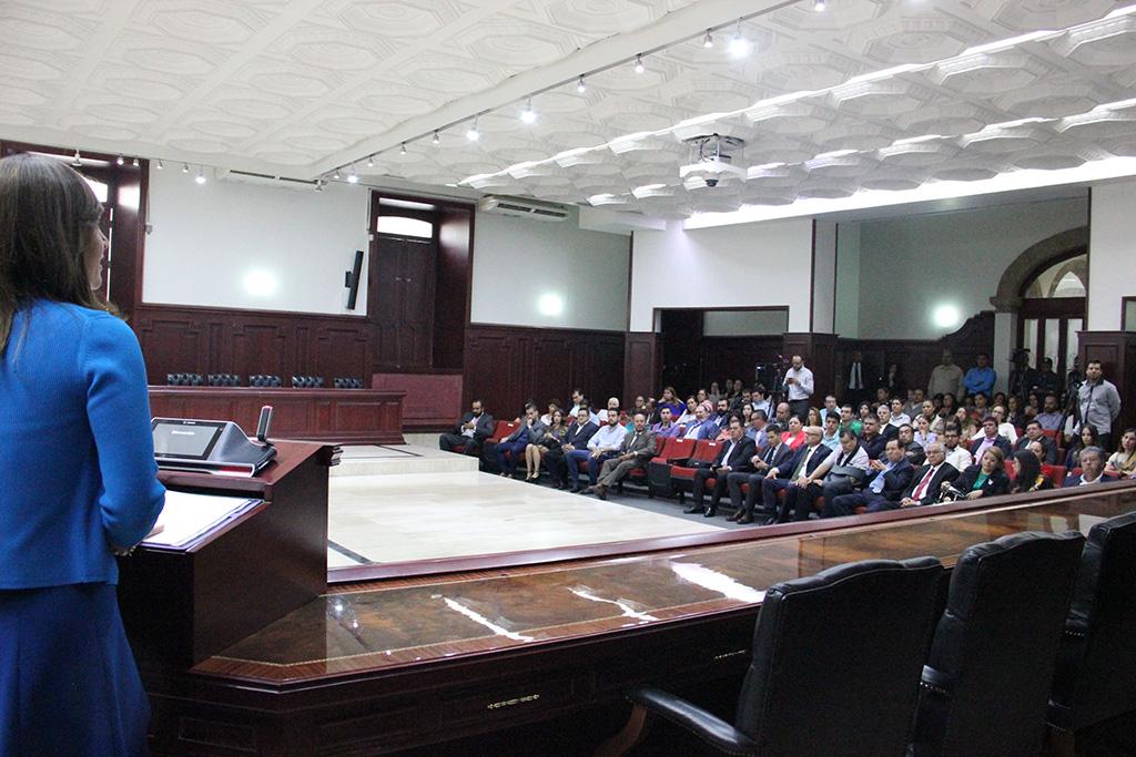 Discuten sobre importancia de archivos para el Sistema Nacional de Transparencia