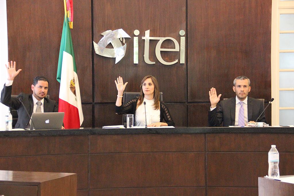 Ordena ITEI a Contraloría entregar información de auditoría al CODE