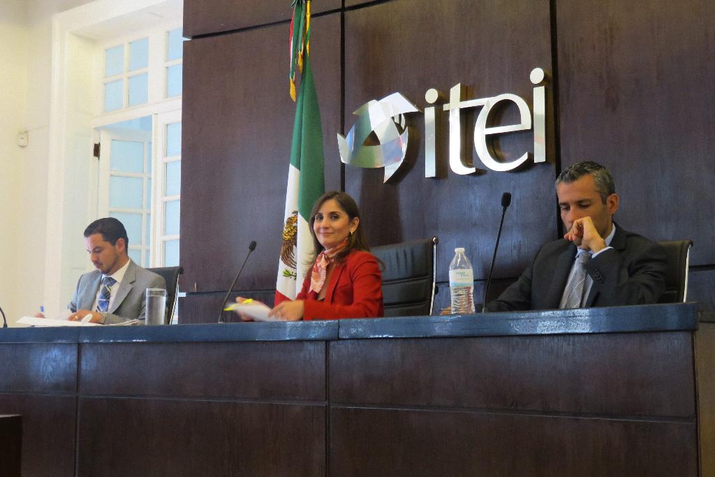 Proyecta ITEI finalizar 2017 con más resoluciones que el año pasado