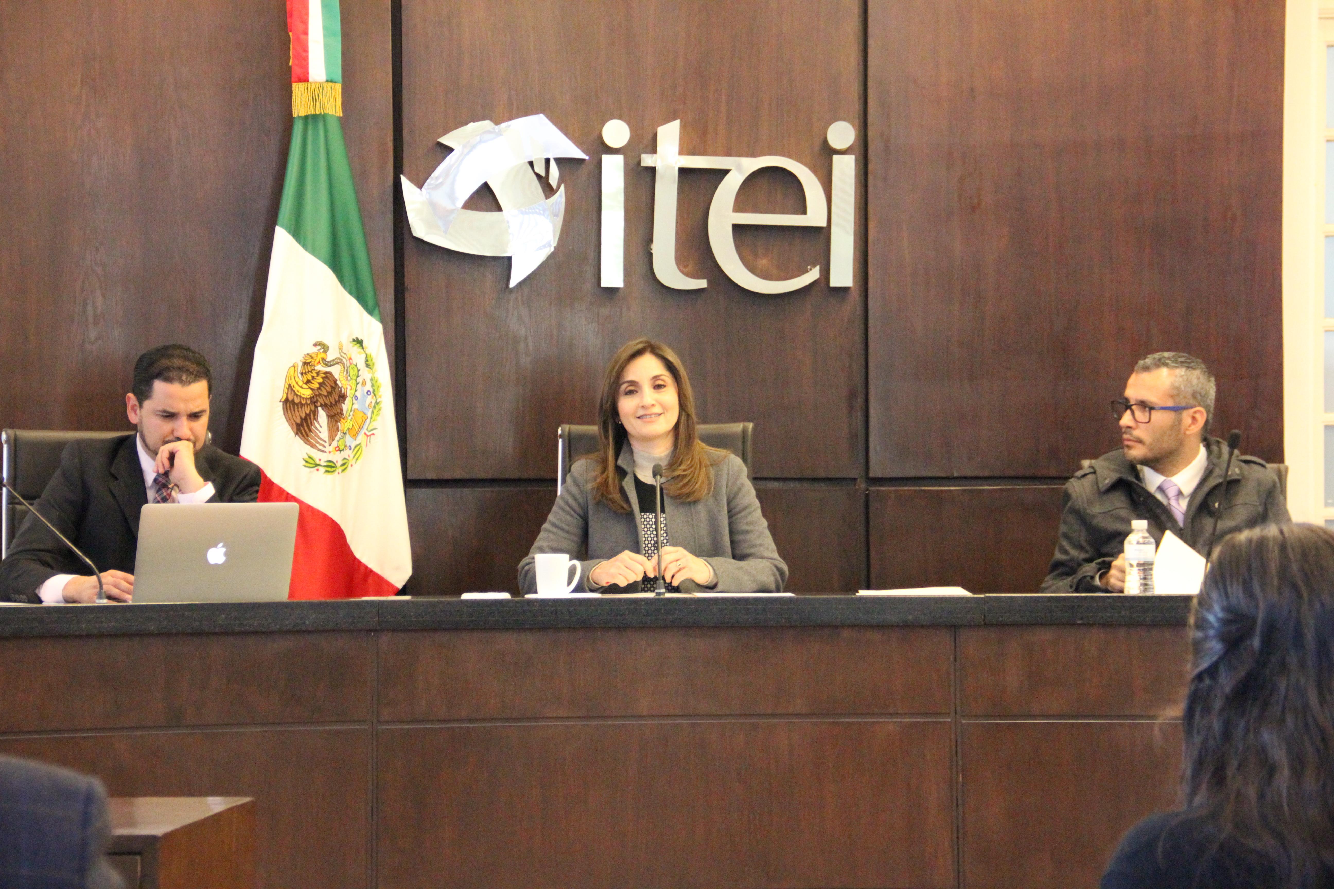 Prepara ITEI cierre administrativo de 2017