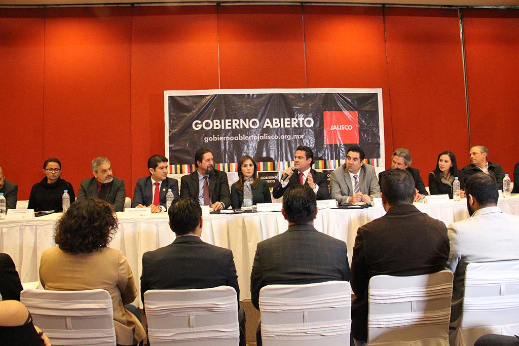 Impulsarán iniciativa para hacer de Gobierno Abierto una Ley en Jalisco