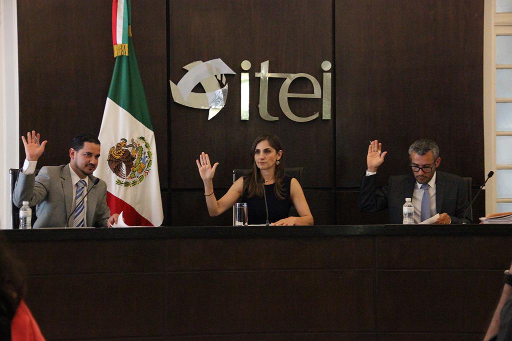 Presidente de asociación civil es amonestado, es el primer particular sancionado por el ITEI