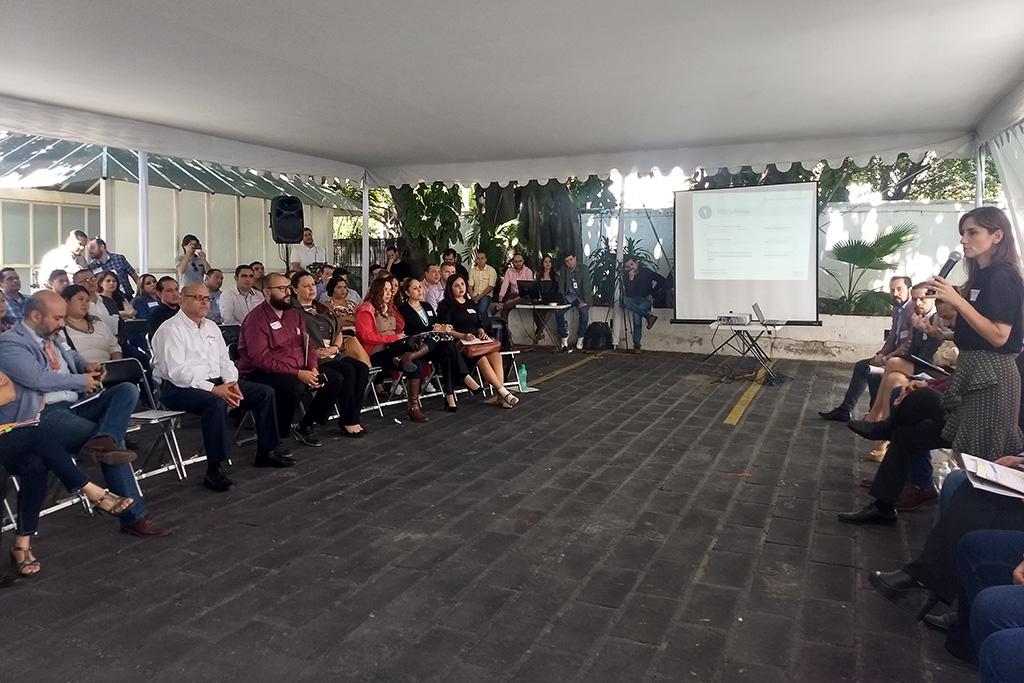 Conexión ITEI, será un diálogo mensual con Unidades de Transparencia