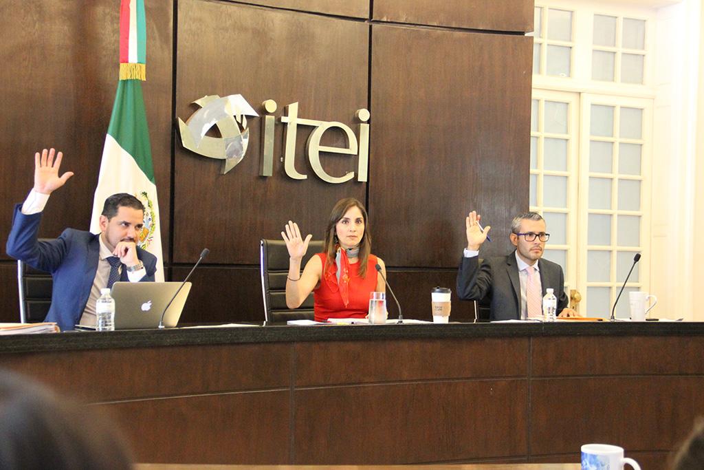 Pleno del ITEI convoca a participar en trabajos de Gobierno Abierto, buscan segundo Plan de Acción Local