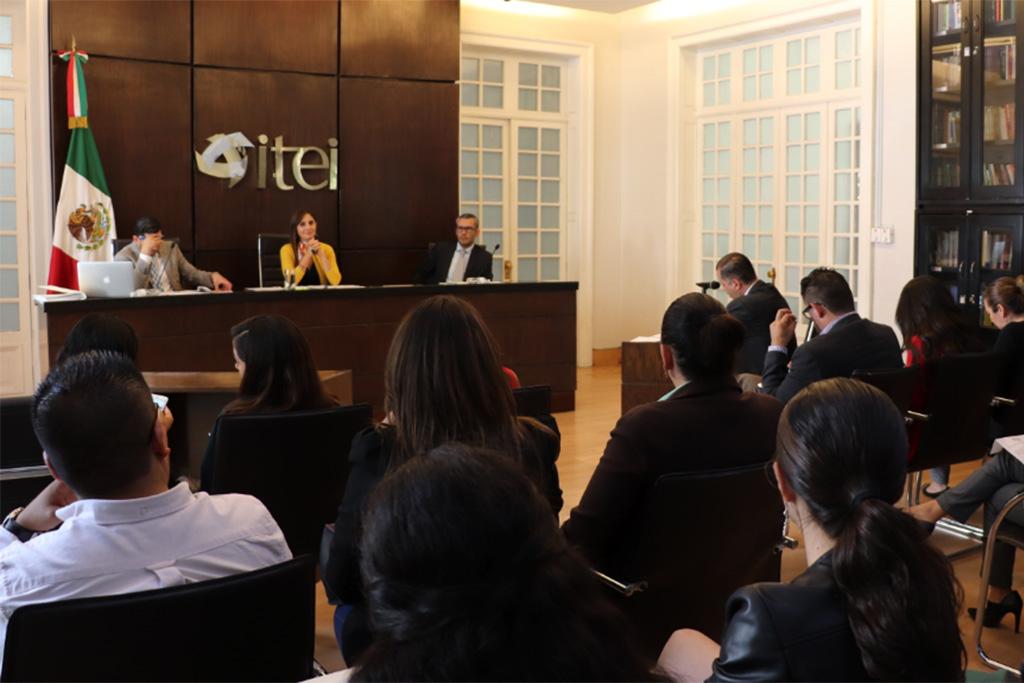 ITEI firmará mañana Alianza por transparencia con asociaciones de colonos