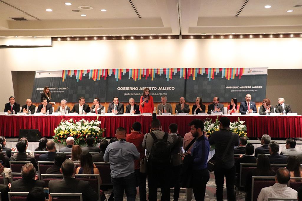 Gobierno Abierto Jalisco busca generar Instituciones Abiertas contra la corrupción