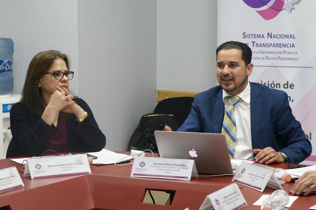 Aprobación en Comisiones de Proyecto de Políticas para Difusión De Información Pública en Redes Sociales