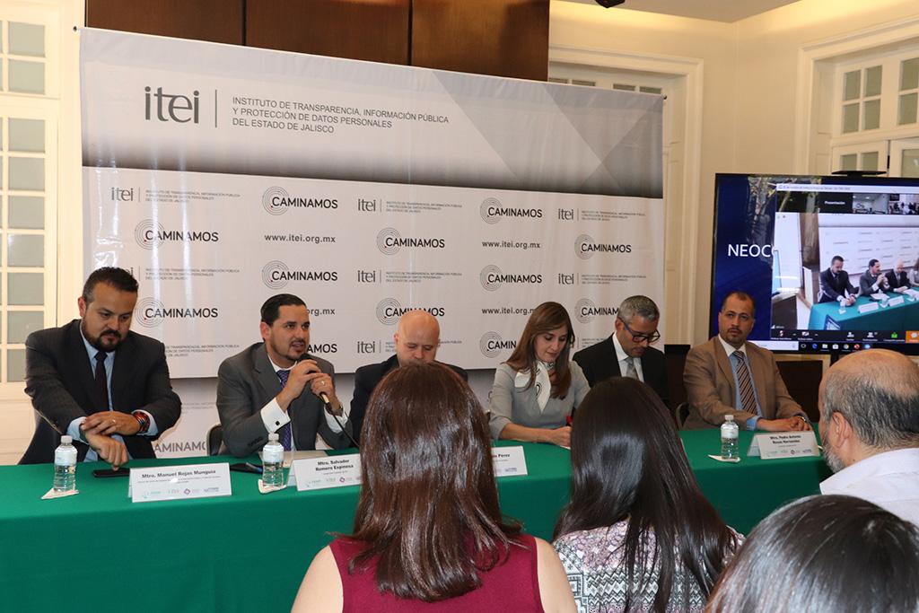 Pone en marcha ITEI Diplomado en Argumentación Jurídica y Clasificación de la Información, sin precedentes y a nivel nacional