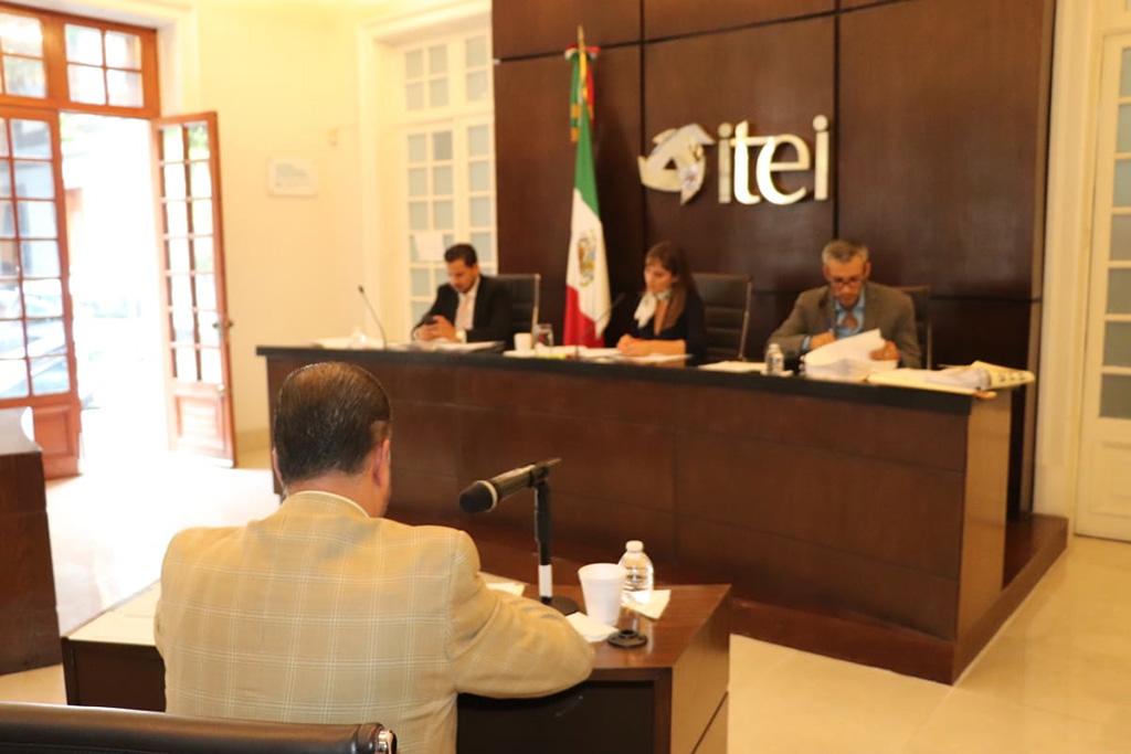 Amonesta Pleno del ITEI a titular de Hacienda de Villa Corona y titular de UTI del DIF de Valle de Guadalupe, deben entregar información