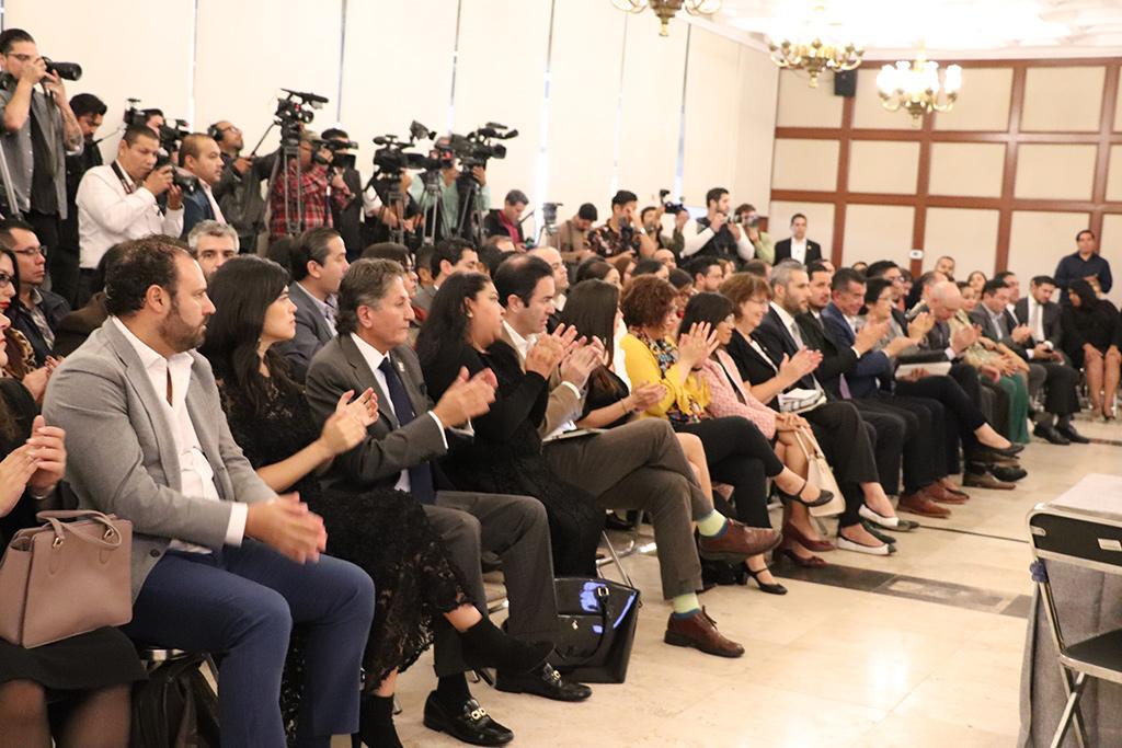 Van por transparencia en Obra Pública, observará organización internacional CoST distintas obras en Jalisco con ayuda de grupo multisectorial