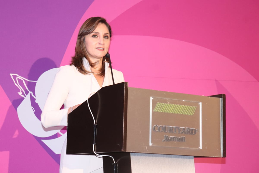 Eligen a Cynthia Cantero Pacheco como Coordinadora de Organismos Garantes de las Entidades Federativas del Sistema Nacional de Transparencia