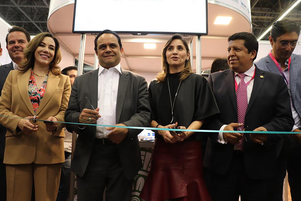 Inauguran Pabellón de la Transparencia en la Feria Internacional del Libro de Guadalajara 2019, espacio de encuentro de toda la familia respecto a derechos a información y protección de datos personales