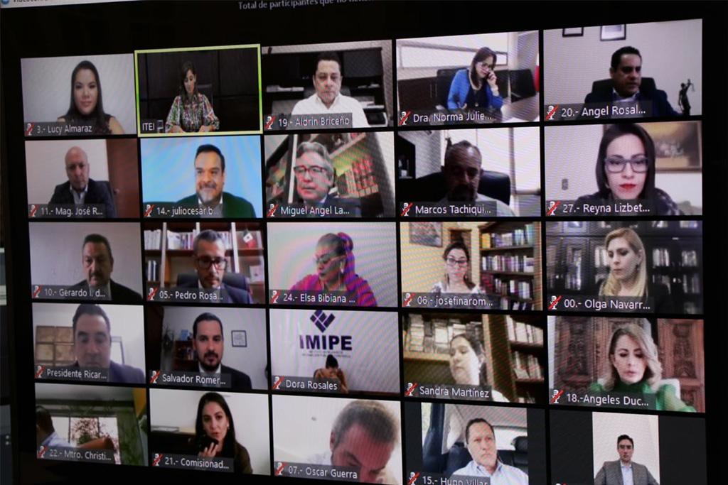 Inaugura ITEI Congreso Internacional Virtual