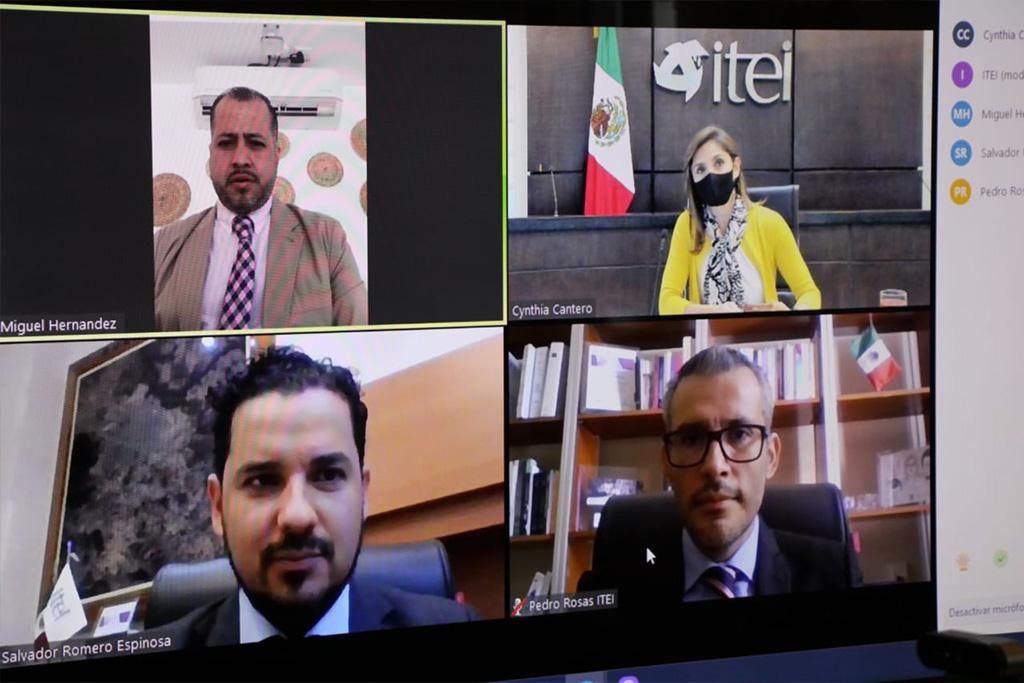 Apercibe el Pleno del ITEI al Ayuntamiento de Ocotlán en siete ocasiones