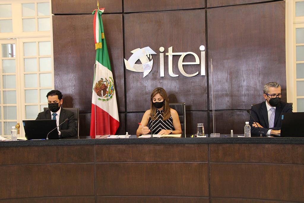 Agradece Presidenta del Pleno del ITEI la suma de empresarios a Iniciativa 3 de 3 por la Integridad