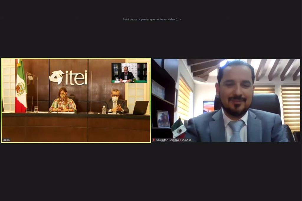 Impartirá el ITEI Capacitación a Servidores Públicos municipales respecto de Proceso de Entrega-Recepción
