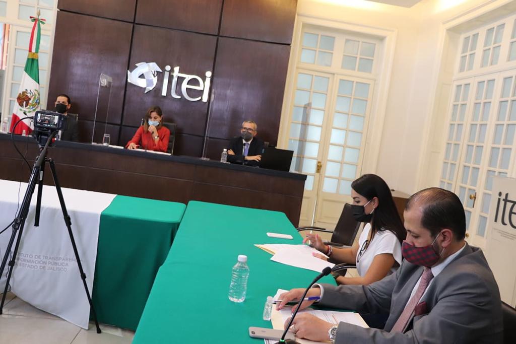 Cumple el ITEI 16 años y lo conmemorará con informe y firma de convenio con el INAI y el Poder Judicial del Estado de Jalisco