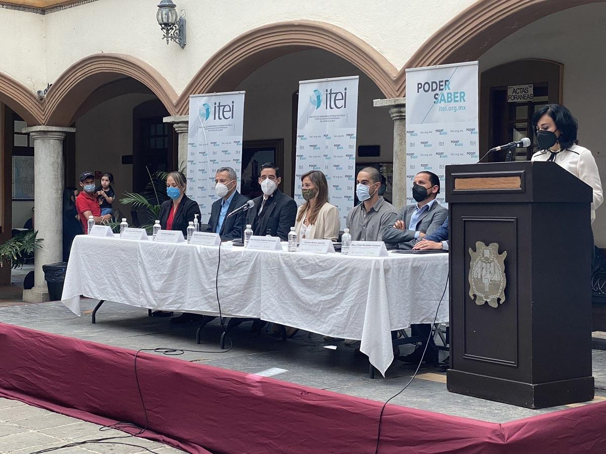 Firman Tamazula e ITEI a favor de transparencia municipal y rendición de cuentas